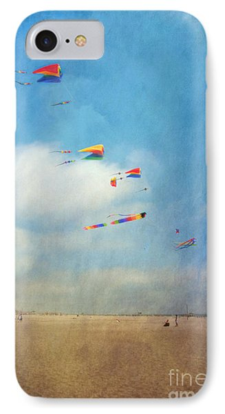 IPhone Case featuring the photograph Go Fly A Kite by David Zanzinger