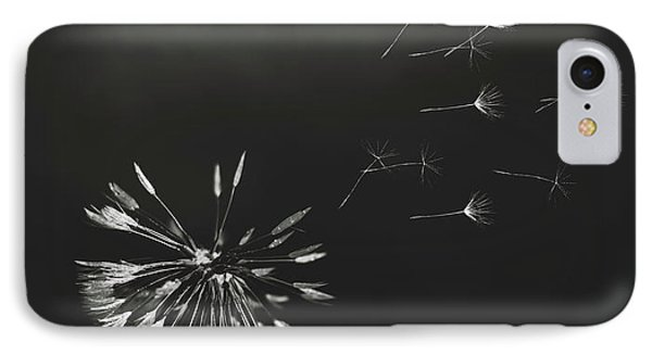 IPhone Case featuring the photograph Go Forth Bw by Heather Applegate
