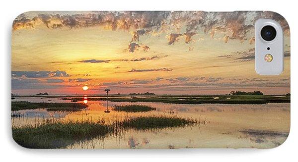 Sunrise Sunset Photo Art - Go In Grace IPhone Case