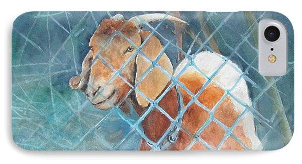 Goattie IPhone Case