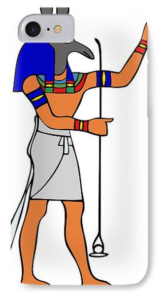 God Of Ancient Egypt - Seth IPhone Case