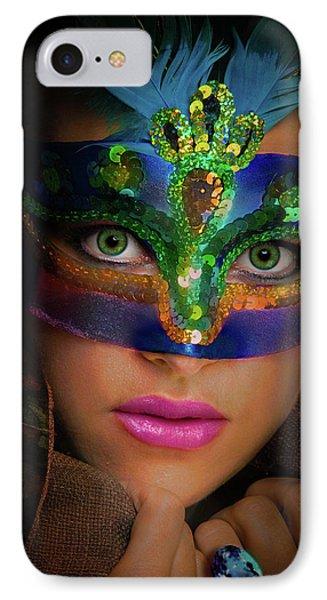 Goddess IPhone Case by David Clanton