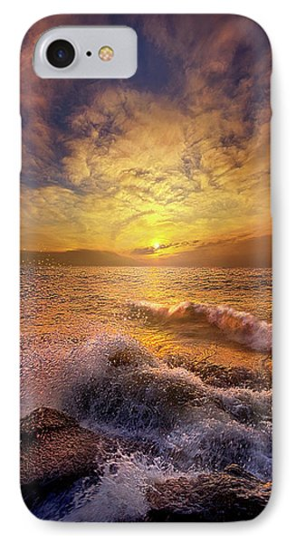 IPhone Case featuring the photograph Gods Natural Cure by Phil Koch