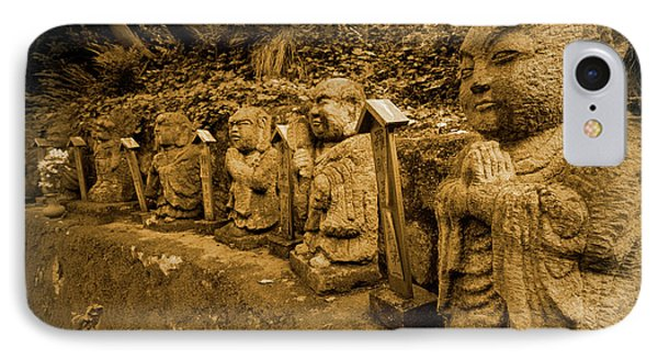 IPhone Case featuring the photograph Gods Of Japan by Daniel Hagerman