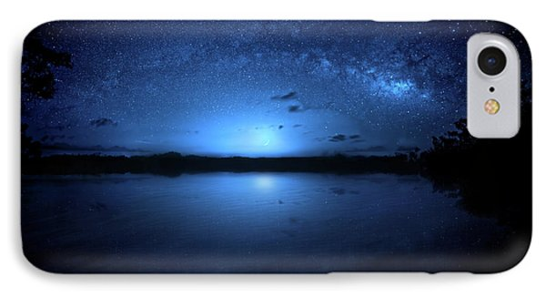 IPhone Case featuring the photograph Gods Of Nature by Mark Andrew Thomas