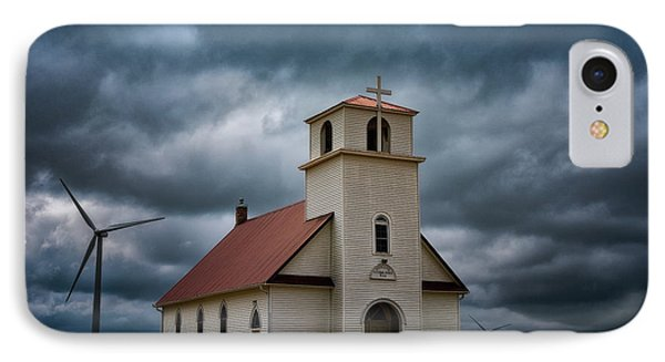 IPhone Case featuring the photograph God's Storm by Darren White