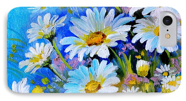 God's Touch Phone Case by Karen Showell
