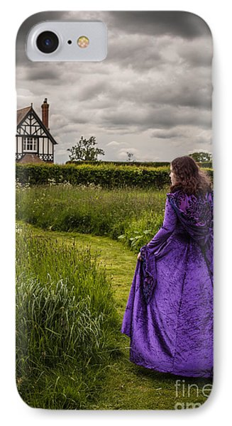 Going Home IPhone Case by Amanda Elwell