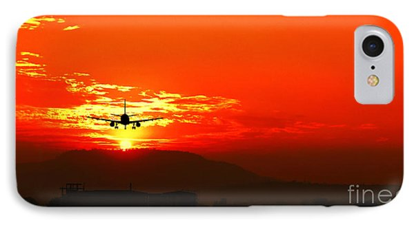 Going Home IPhone Case by Charuhas Images