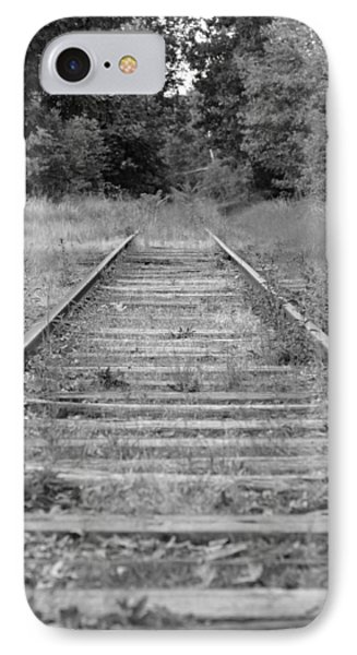 IPhone Case featuring the photograph Going Nowhere by Corinne Rhode
