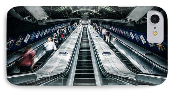 Going Underground IPhone Case