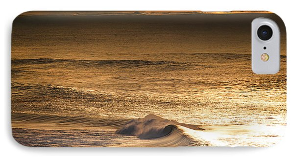 Gold Dust IPhone Case by Sean Davey