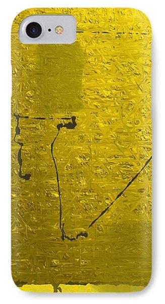 Gold Parchment IPhone Case