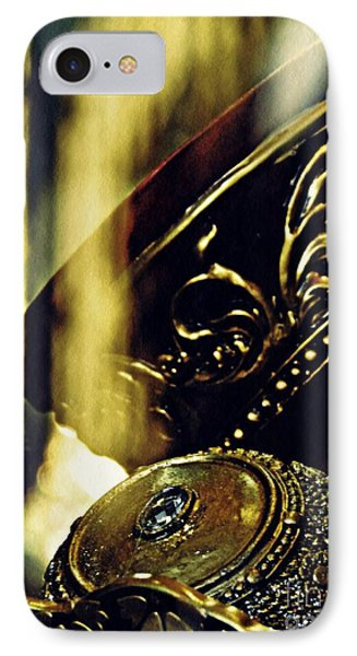 Gold Phone Case by Sarah Loft