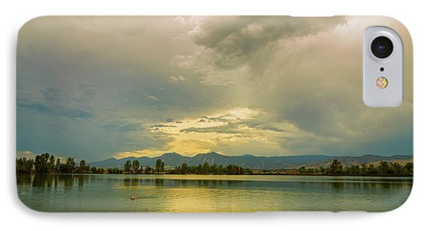 IPhone Case featuring the photograph Golden Afternoon by James BO Insogna