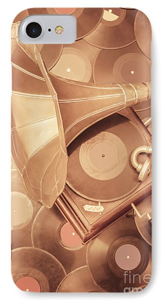 Golden Age Of Sound IPhone Case