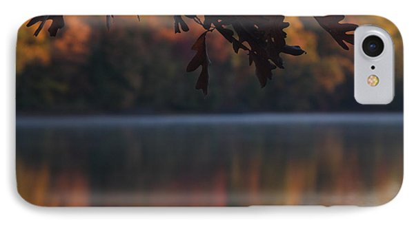 IPhone Case featuring the photograph Golden Autumn by Vadim Levin