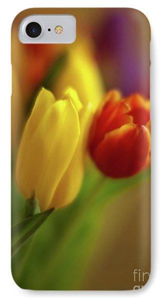 Golden Bouquet Phone Case by Mike Reid