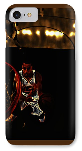 Golden Boy Stephen Curry IPhone Case