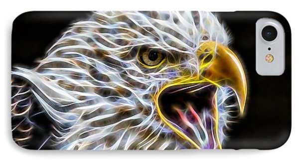 Golden Eagle Collection IPhone Case by Marvin Blaine
