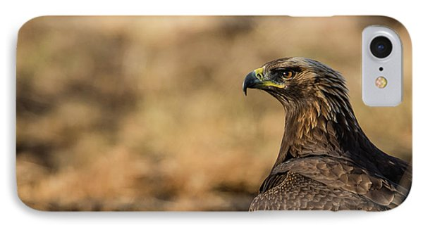 IPhone Case featuring the photograph Golden Eagle by Torbjorn Swenelius