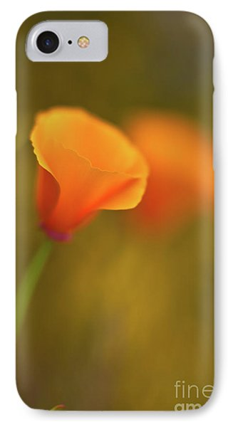 Golden Edges IPhone Case