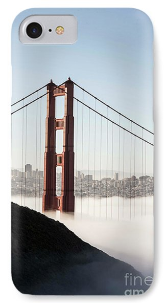 IPhone Case featuring the photograph Golden Gate And Marin Highlands by David Bearden