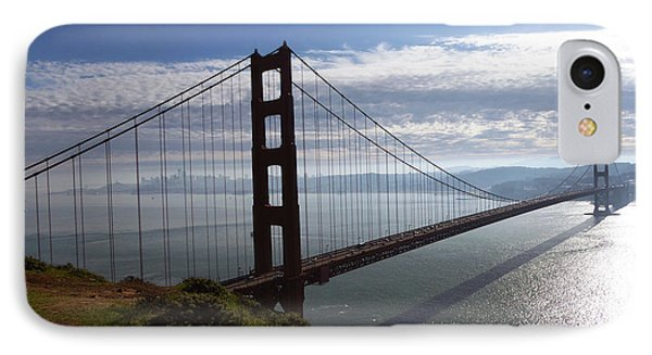 IPhone Case featuring the photograph Golden Gate Bridge-2 by Steven Spak