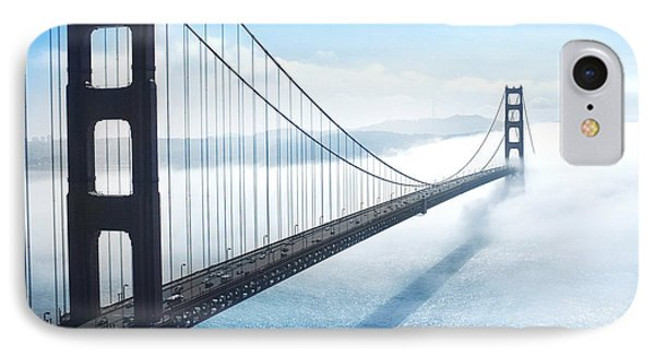 Golden Gate Bridge IPhone Case by Happy Home Artistry