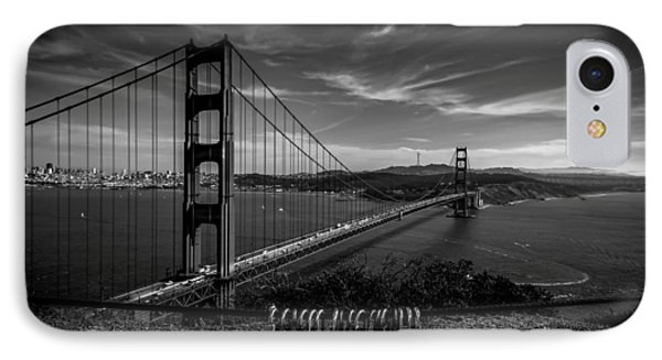 Golden Gate Bridge Locks Of Love IPhone Case