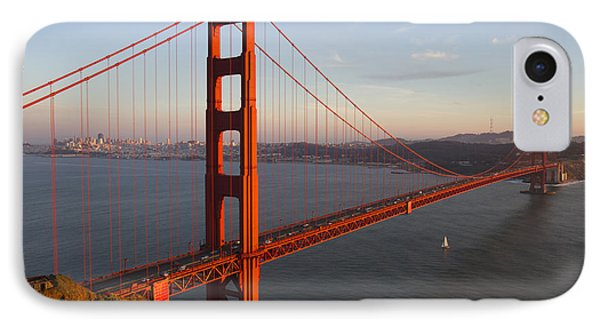 Golden Gate Bridge IPhone Case by Nathan Rupert