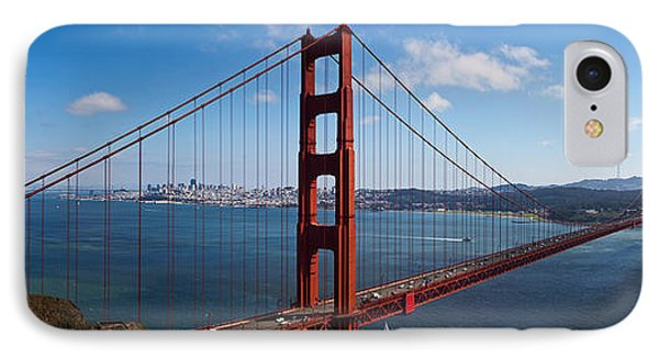 Golden Gate Bridge Viewed From Hendrik IPhone Case