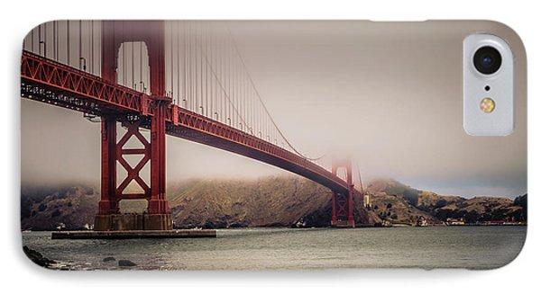 Golden Gate IPhone Case