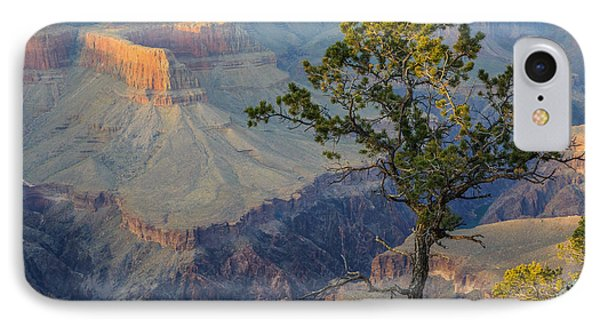 IPhone Case featuring the photograph Golden Hour At Pima Point by Beverly Parks