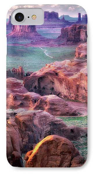 Golden Hour  IPhone Case by Nicki Frates