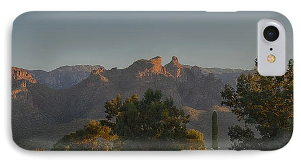 IPhone Case featuring the photograph Golden Hour On Thimble Peak by Dan McManus