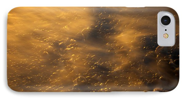 Golden Light Phone Case by Mike  Dawson
