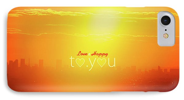 To You #002 IPhone Case
