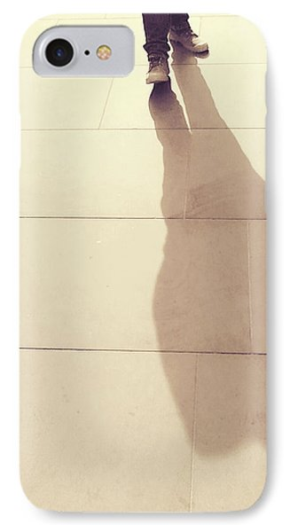 IPhone Case featuring the photograph The Golden Path by Rebecca Harman