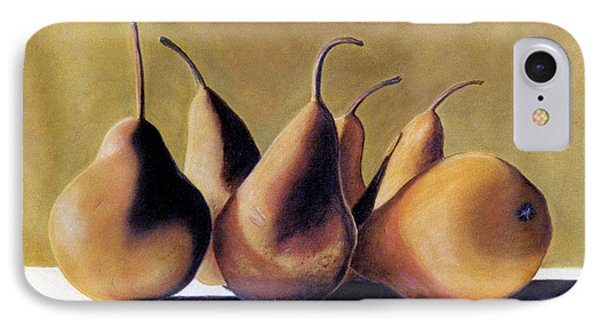 Golden Pears 2 IPhone Case