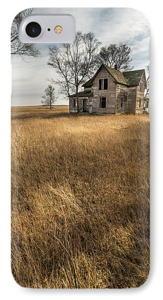IPhone Case featuring the photograph Golden Prairie  by Aaron J Groen