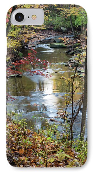 IPhone Case featuring the photograph Golden Reflections by Dale Kincaid