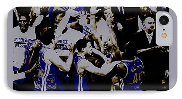 Golden State Warriors 2015 Finals IPhone Case