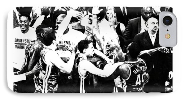 Golden State Warriors 2015 Nba Finals S1 IPhone Case