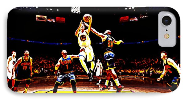 Golden State Warriors Shaun Livingston IPhone Case
