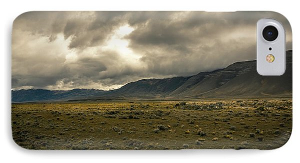 IPhone Case featuring the photograph Golden Storm by Andrew Matwijec