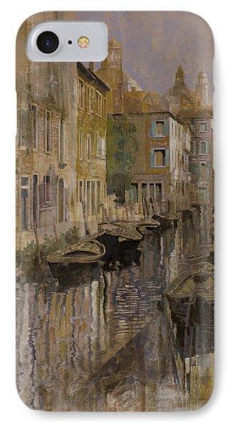 Golden Venice Phone Case by Guido Borelli