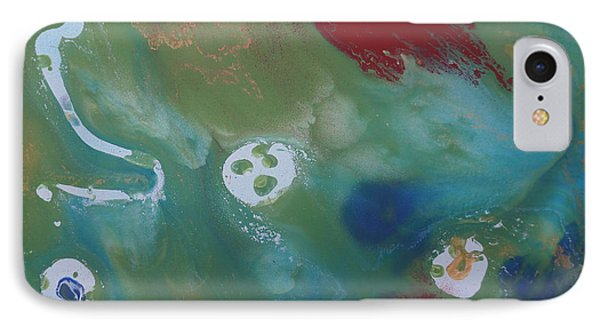 Goldilocks Terrain Of Exoplanet IPhone Case by Adam Asar