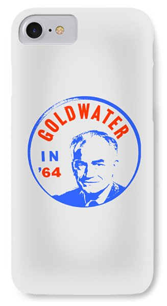 Goldwater In 64 IPhone Case