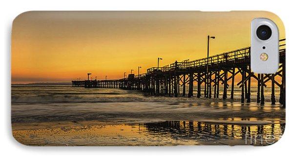 Goleta Sunset IPhone Case